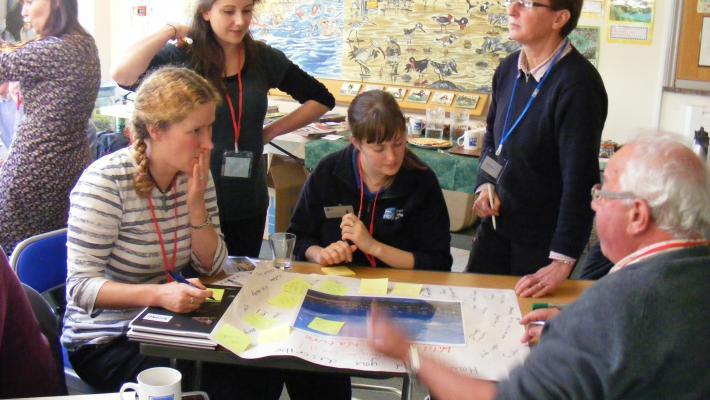 Partnership working (c) MBLNP