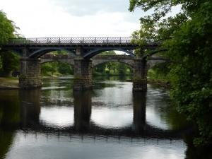 River Lune at Crook of Lune (c) R.J.Cooper